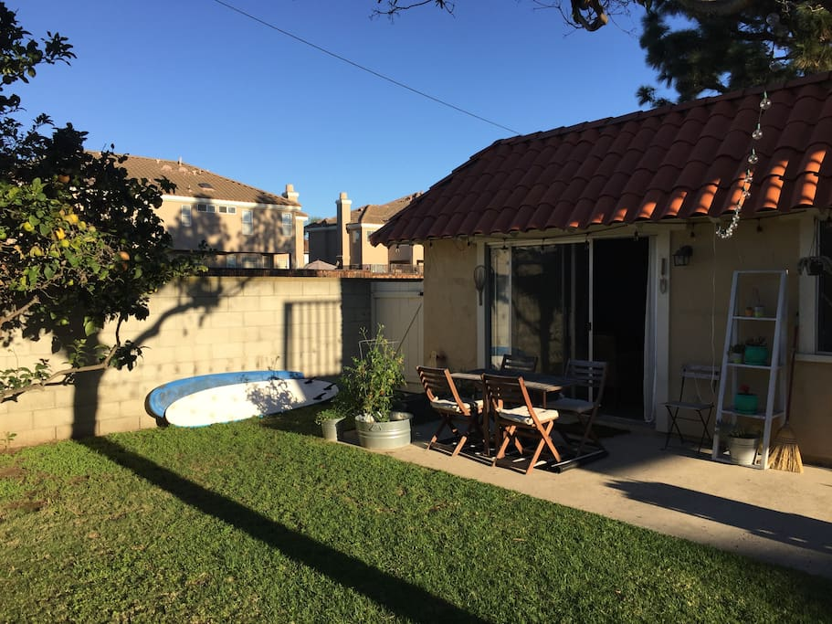 Two Bedroom Private Cottage In Costa Mesa Newport Apartments For Rent In Costa Mesa
