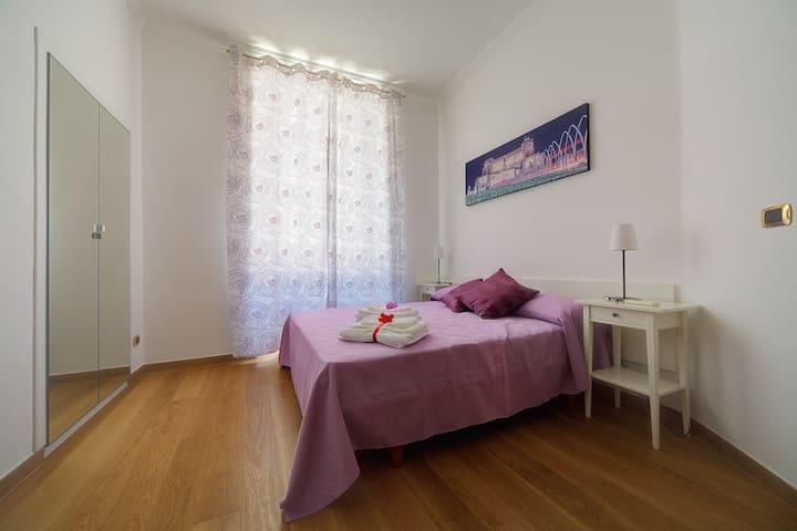 Seconda stanza Matrimoniale - 2nd Double Bedroom