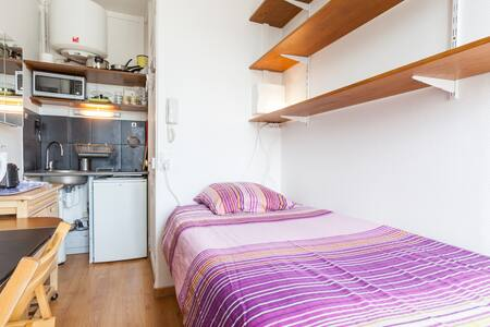 CENTRE CATHEDRALE PLACE PAUL-JAMOT - Reims - Apartmen