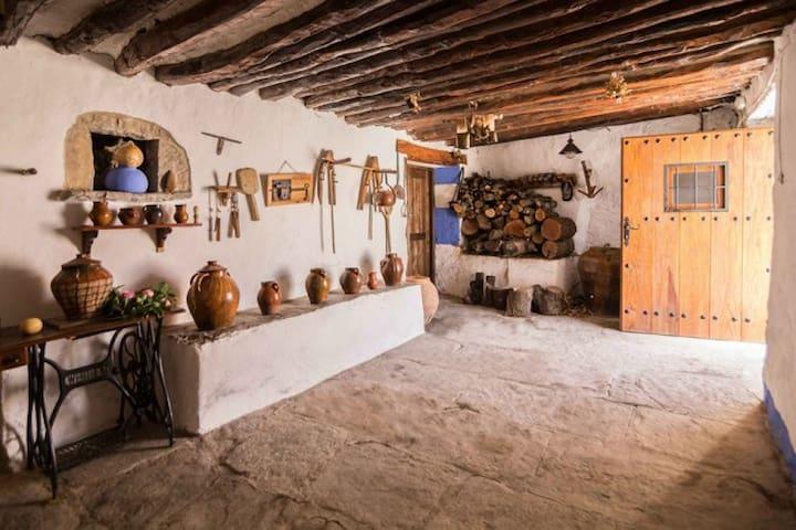 Casa Javier, tu mirador de Guara - Rodellar - Huis