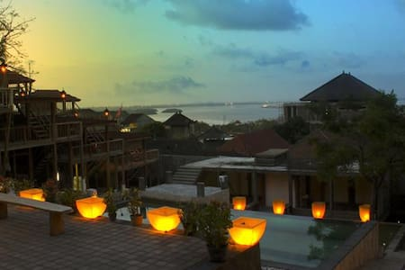 Tree House Villa Bali (Weekly & Monthly Stay) - 南クタ - 別荘