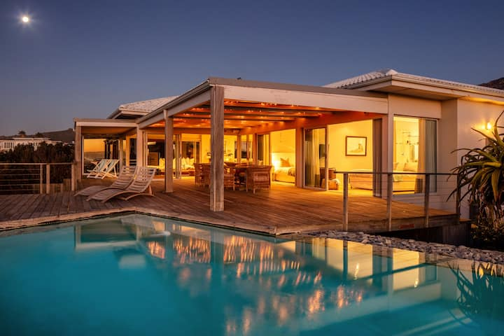 Pringle Bay Beach Villa