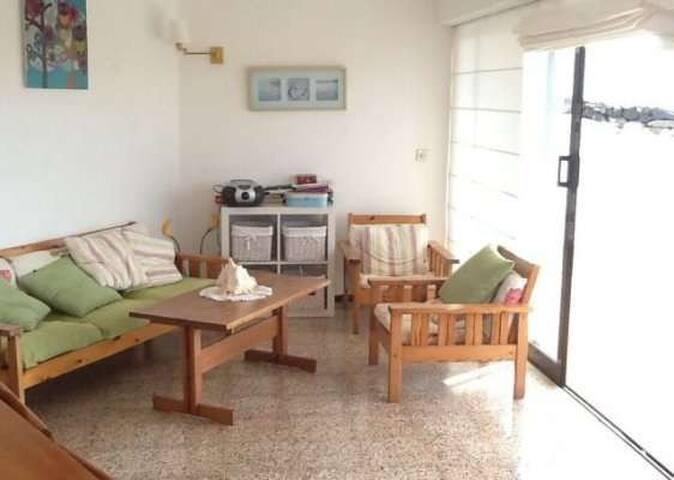 Bungalow Katafam in Famara for 4p - Caleta de Famara - Villa