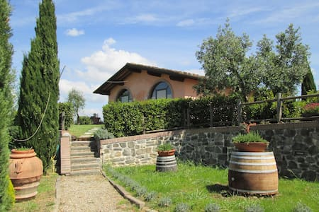 Farm house near Florence and Pisa - Cerreto Guidi - 公寓