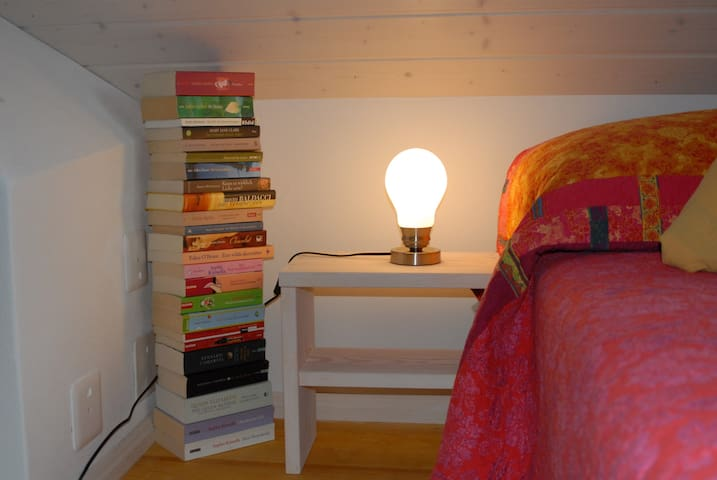 Bücher zum tauschen / books to exchange