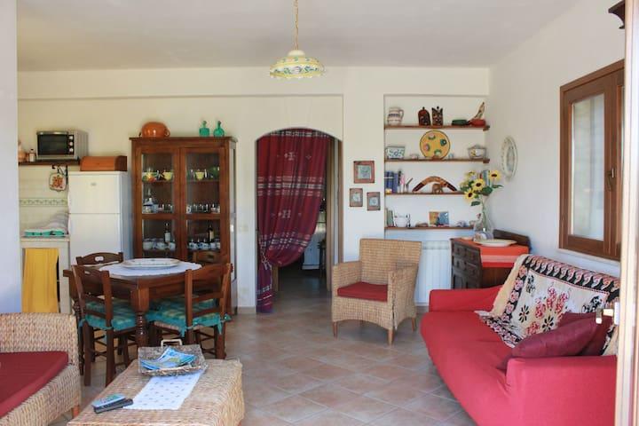La Casa In Campagna A Favignana Ville In Affitto A Favignana