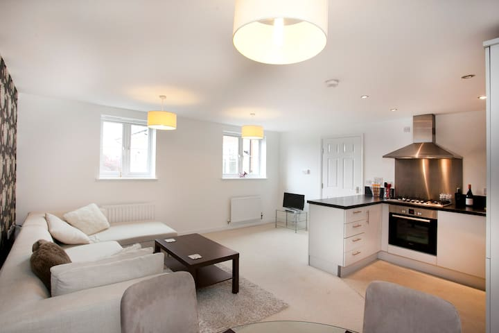 Canalside Haven  - West Bridgford - Appartement