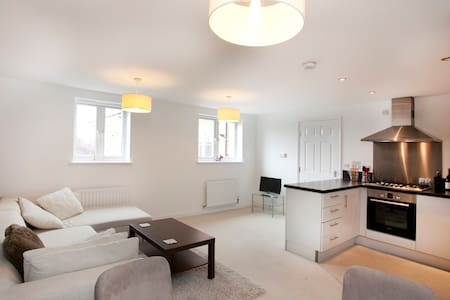 Canalside Haven  - West Bridgford - Apartemen