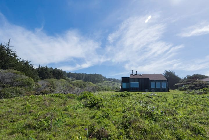 Lovely peaceful ocean view home - The Sea Ranch - Rumah