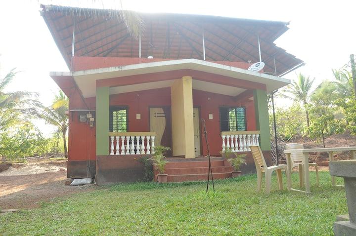 Khushi Cha Gaon-Farm Stay in Malvan Kokan