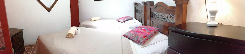 Habitación Doble Baño Compartido - La 5a