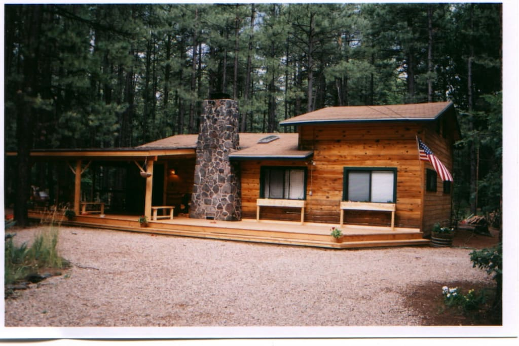 Mountain Cabin For Rent
