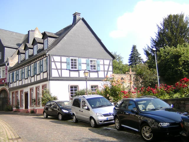 BeMyGuest - minimum rental 1 month - Eltville - Huis