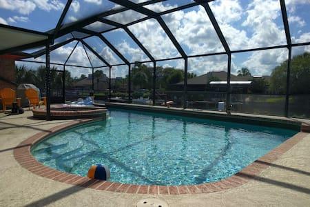 Total Tidal Tranquility - Jacksonville - Hus
