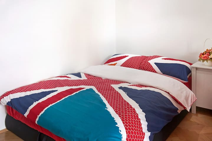 140cm soft bed for two