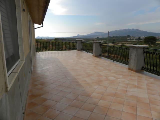 Appartamento in Villa Augello - Calamonaci - Haus