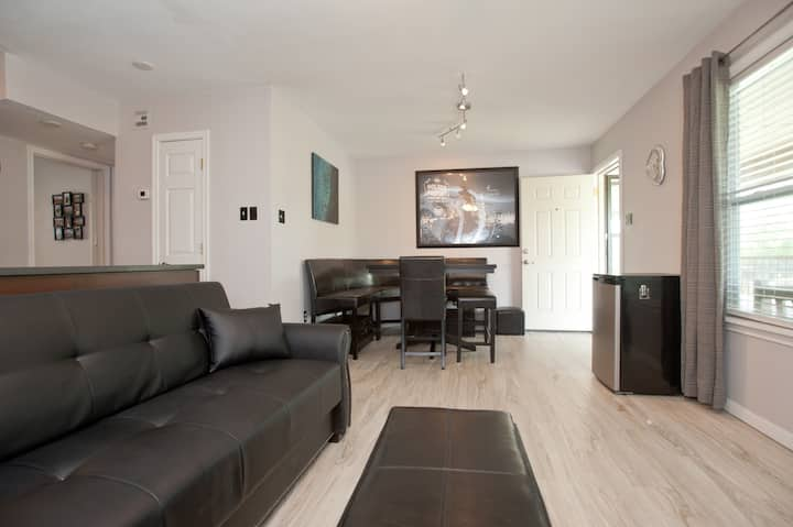 Comfortable Condo  (walkable area)