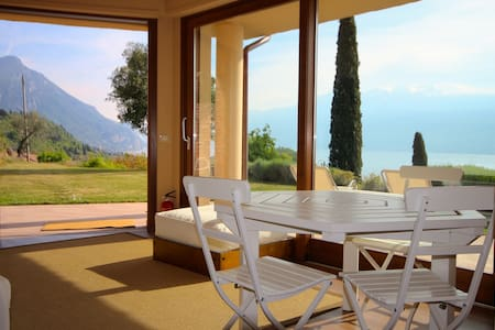 Garda lake view apartment - Toscolano Maderno - Talo