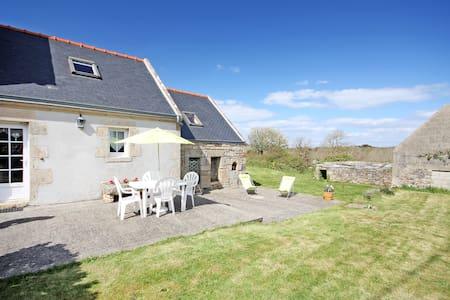Maison bretonne à 500 m de la mer - Beuzec-Cap-Sizun