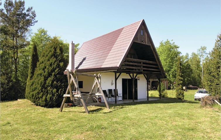 Holiday cottage with 2 bedrooms on 85m² in Brodnica Górna