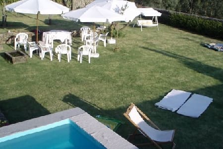 Villa with private pool and garden - Povoa de Varzim - terroso