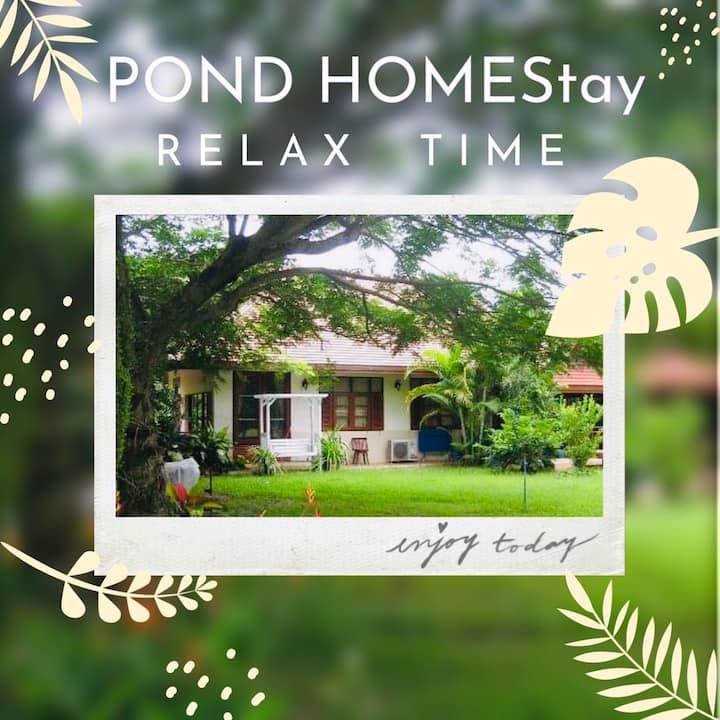 POND Home stay Village ( ปอนด์โฮมสเตย์ & แคมป์)