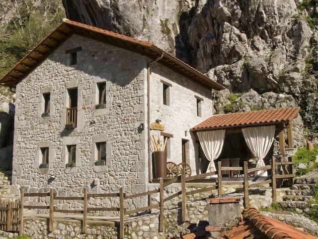 Bed&Breakfast P.N. Picos de Europa Hab. Romántica - Asturias - Inap sarapan