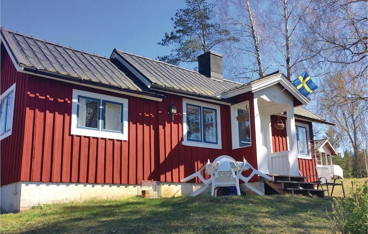 Holiday cottage with 1 bedroom on 28m² in Köpmannebro