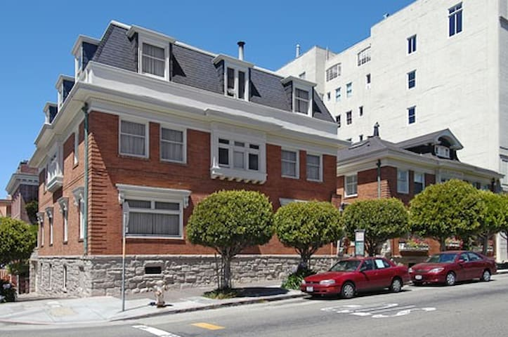 Charming Pacific Heights Bed and Breakfast - San Francisco - Bed & Breakfast