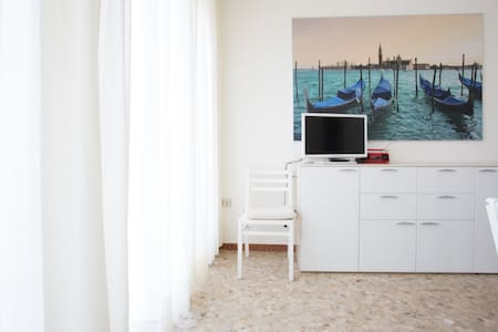 SPACIOUS FLAT IDEAL FOR FAMILIES 7P - Lido di Iesolo - Apartment