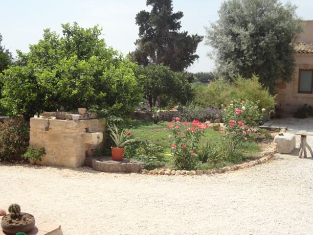 in the countryside, 6 km from city - Syrakus - Bed & Breakfast
