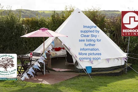 Bell Tent Glamping - Every - 肯特(Kent) - 帐篷