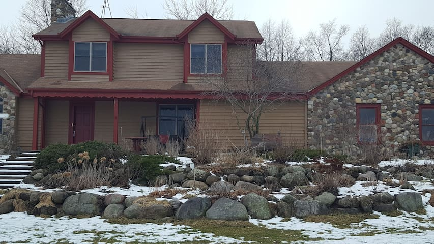 Comfortable home near US Open - Hartland - House