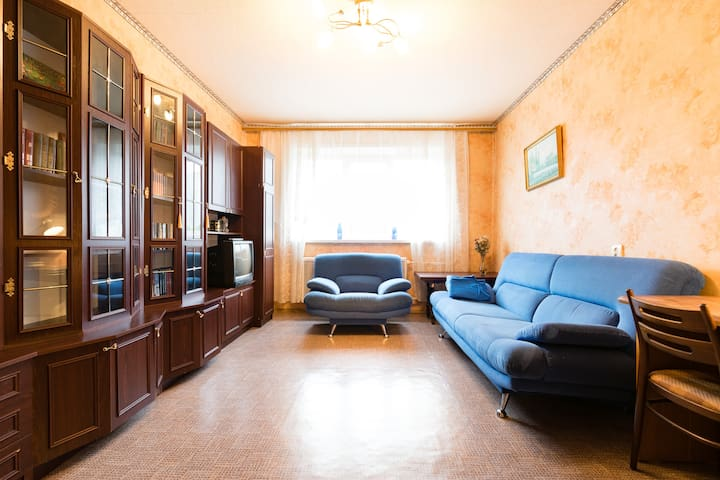3-км.квартира на выезде к Суздалю и на Боголюбово - Wladimir - Wohnung