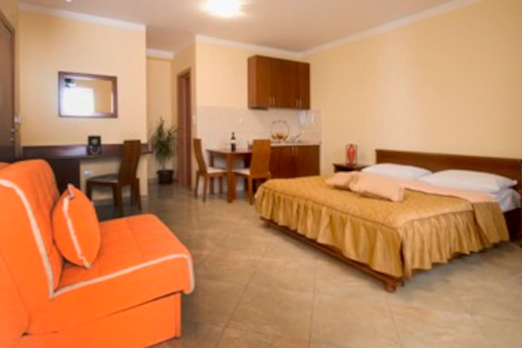 contessa studio with sofa bed apartments for rent in