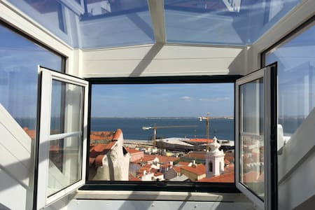 The one and only Alfama River View - Lisboa - 公寓