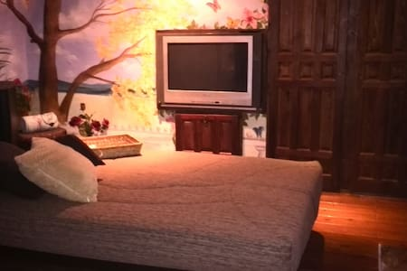 Casa Rural con encanto en Villa Ducal de Pastrana - Pastrana - Talo