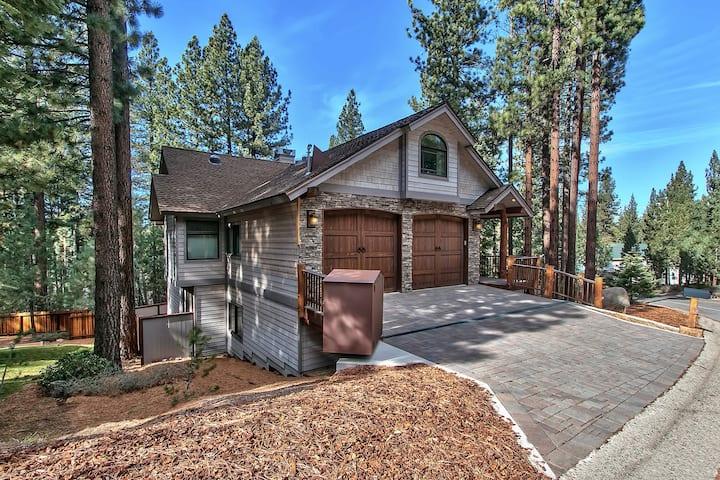 Massive South Lake Tahoe Home