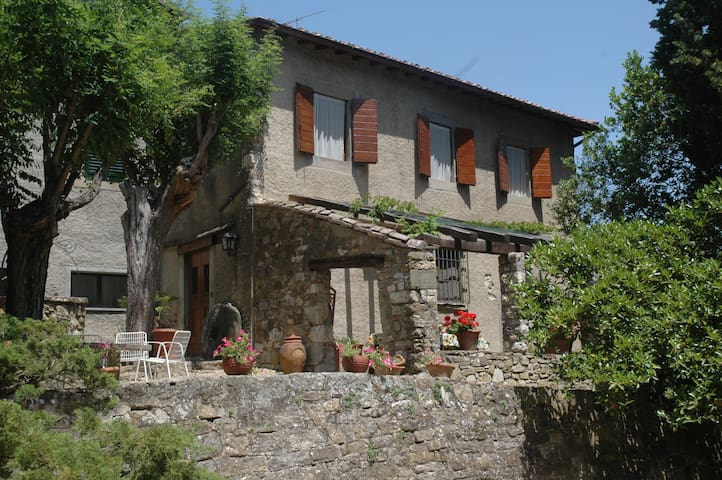 Tuscan Ancient country house - Pontassieve - Villa