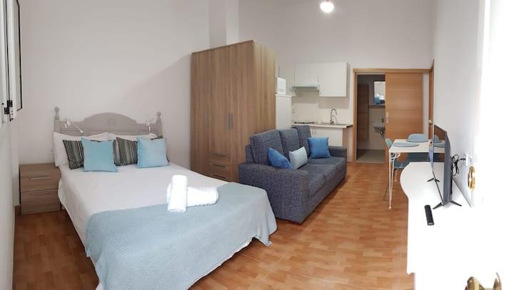 Apartamento Tipo Loft en La Aldea
