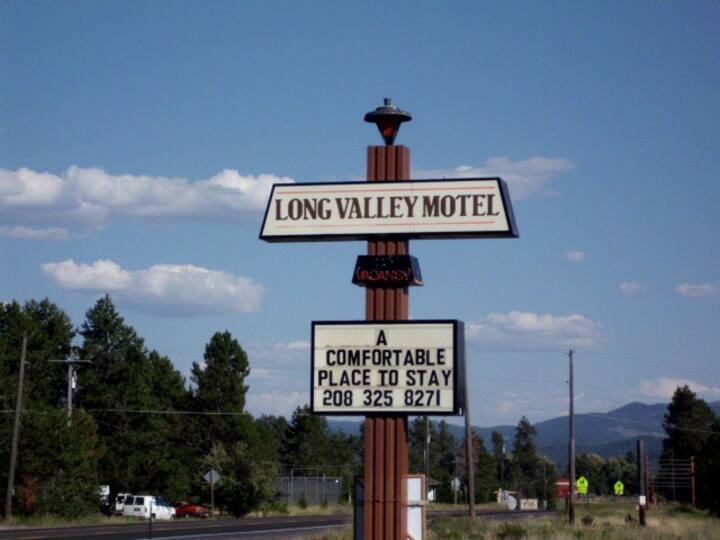 Long Valley Motel