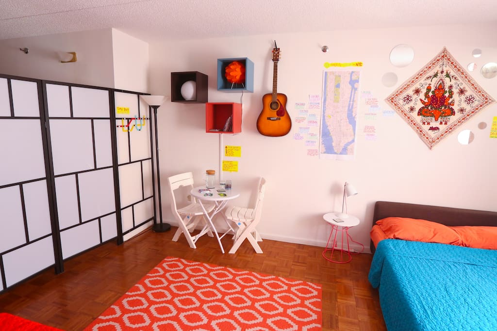 Converted Living Rm In Apt Near Penn Station Flats For Rent In New York Ne