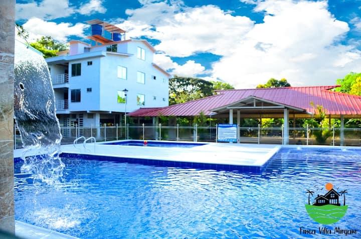Finca Villa Miryam en la ciudad de Villavicencio.