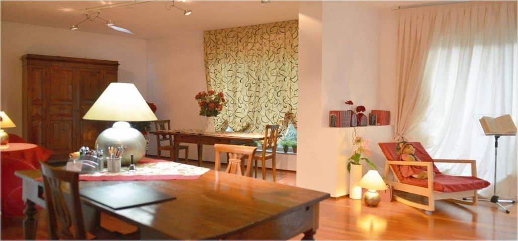 """Bed and breakfast """" a casa di Marzia """" - Reggio Emilia - Bed & Breakfast"""