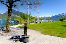 Park am See.