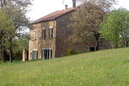 Le Besset  : Gîte côté pré - Vielprat - Dom