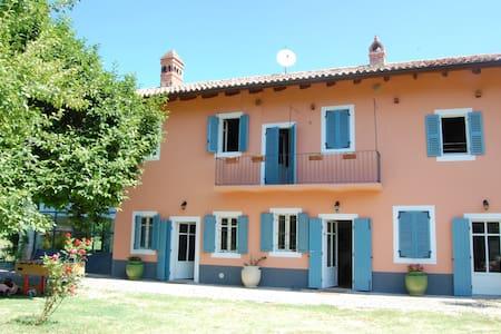 Casa di charme in Monferrato - Ombra - Ronchiesa - Dom