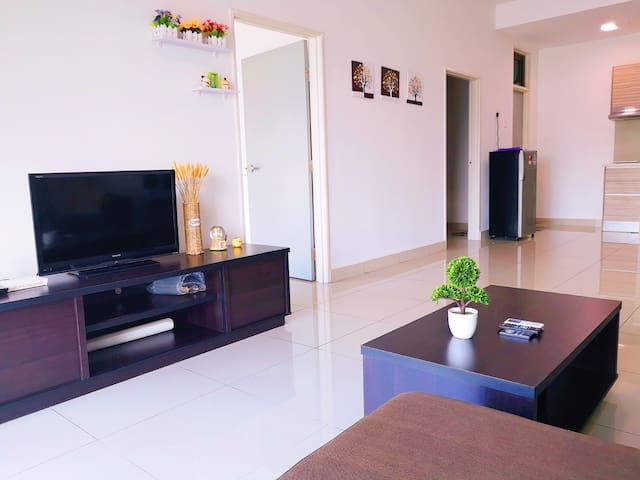 [MY HOME]JB IKEA>AUSTIN>AEON>CIQ @100Mbps Wifi