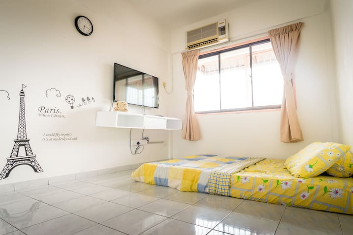 Beautiful Cosy Room in Mike House - George Town - Wohnung