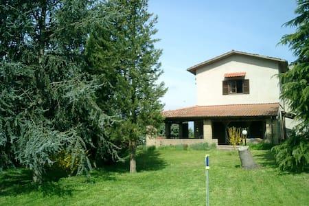 Quinta Luna, Italian Farmhouse - Acquapendente - Hus